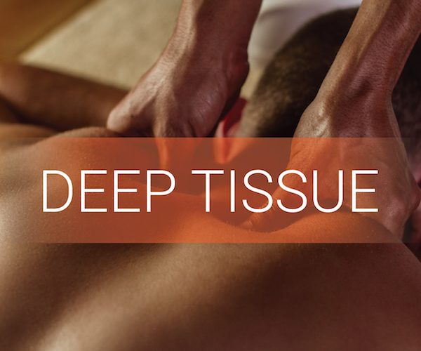 JW Massage Pembrokeshire Deep Tissue Massage