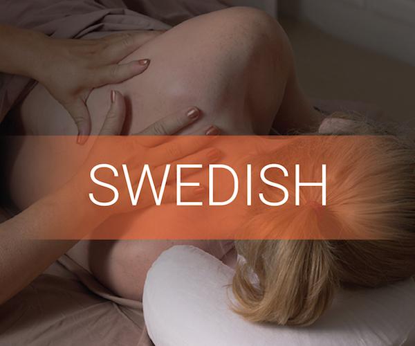 JW Massage Pembrokeshire Swedish Massage