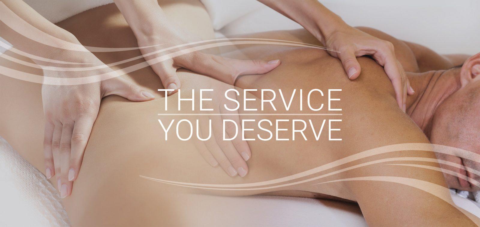 the service you deserve JW Massage